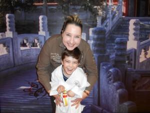 Lil Dragon - Natalie H. eine Mama