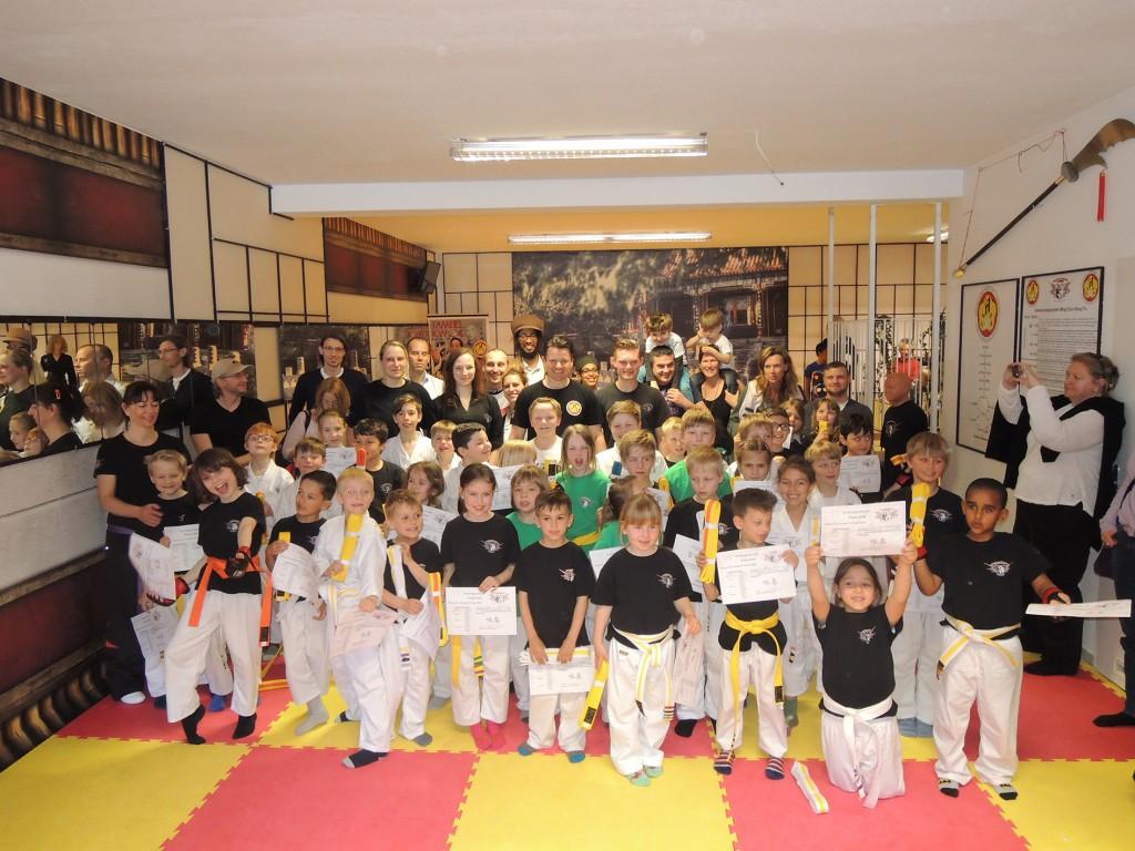 Kampfsport für Kinder München