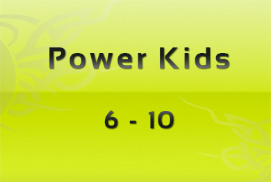 Power Kids 6 - 10