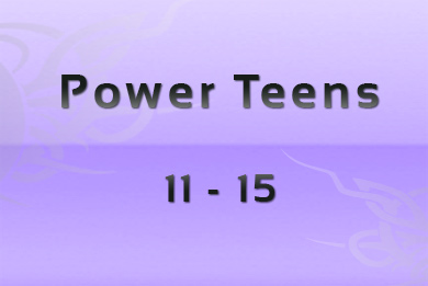 Power Teens 11 - 15