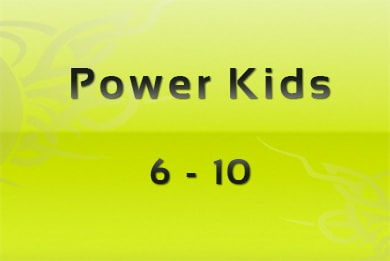 Power Kids 6 - 10